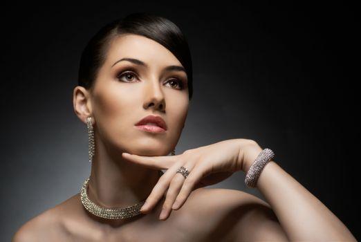 Photo free bracelet, ring, manicure