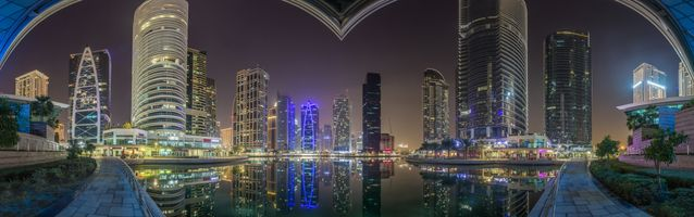 Photo free Al Mars Tower Jumeirah Lake, Dubai, Dubai Downtown