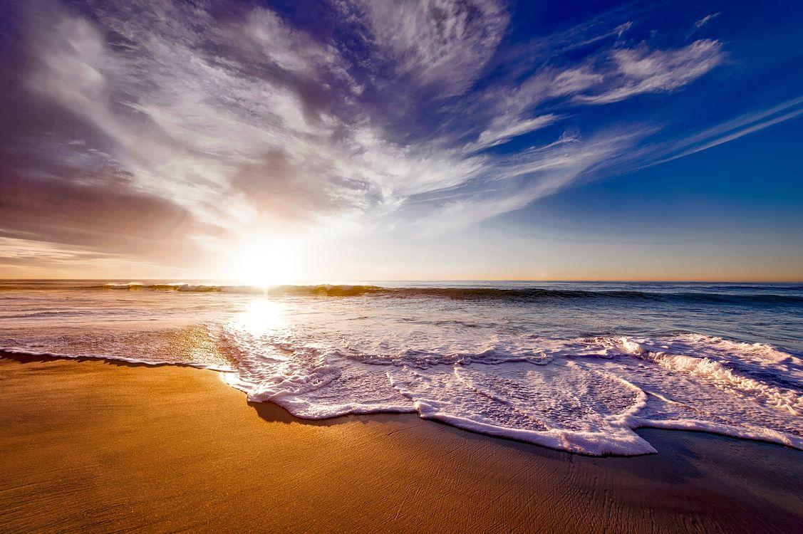 Фото бесплатно пляж, пейзаж, море - на рабочий стол