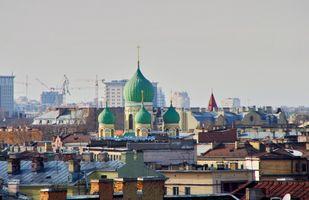 Фото бесплатно St Petersburg, храм, купол