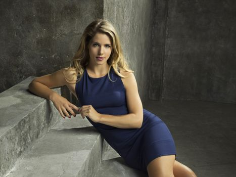 Photo free Emily Bette Rickards, Arrow TV Show