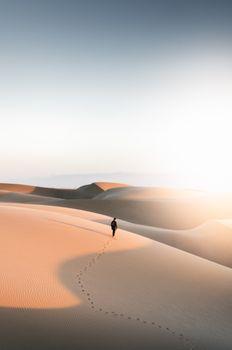 Фото бесплатно песчаная дюна, песок, дюна