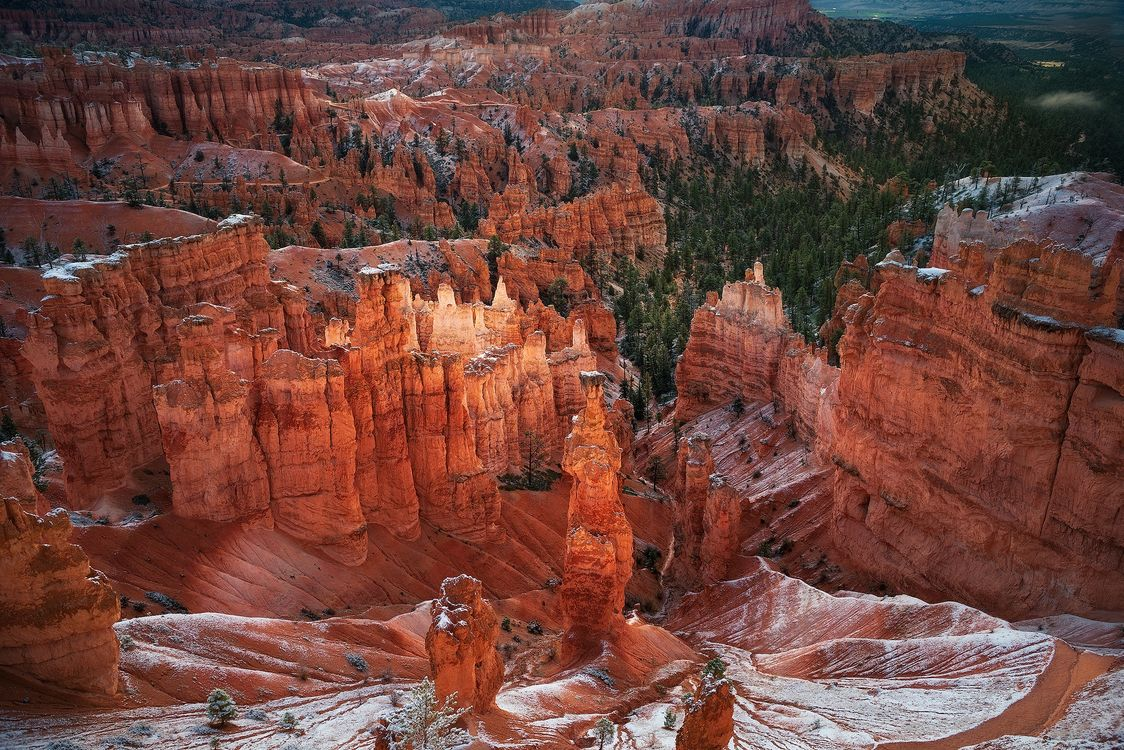 Фото бесплатно пейзаж, Bryce Canyon, скалы - на рабочий стол