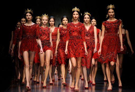 Фото бесплатно Dolce Gabbana, Италия, Мода