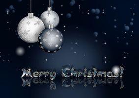 Фото бесплатно фон, игрушки, рождественский стиль