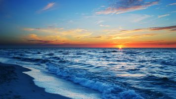 Photo free sky, sea, nature