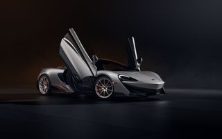 Photo free Mclaren 600lt, Mclaren, 2019 Cars