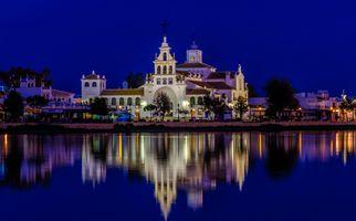 Фото бесплатно Испания, Дома, Реки