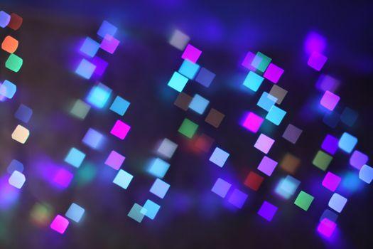 Фото бесплатно фон, текстура, свечение, иллюминация, абстракция, разноцветные огни, неон