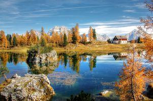 Осенняя Италия