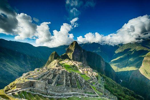 Machu Picchu, Cuzco, Peru · бесплатное фото