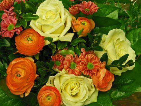 Фото бесплатно цветочный, оригинальный, красивый букет
