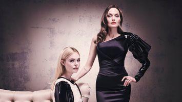 Фото бесплатно Angelina Jolie, знаменитости, девушки