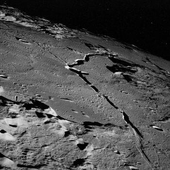 Бесплатные фото аполлон,луна,монохромный
