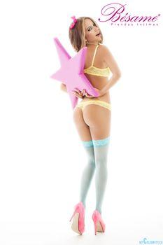 Бесплатные фото Catalina Otalvaro,model,girl lingerie