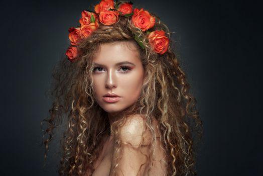 Бесплатные фото девушка,макияж,стиль,прическа