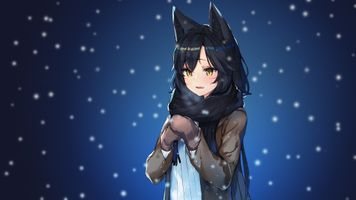 Photo free league of legends, ahri, snow