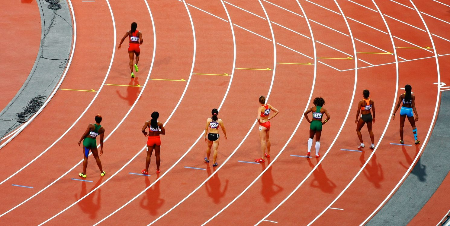 Photos for free track, sports, running - to the desktop