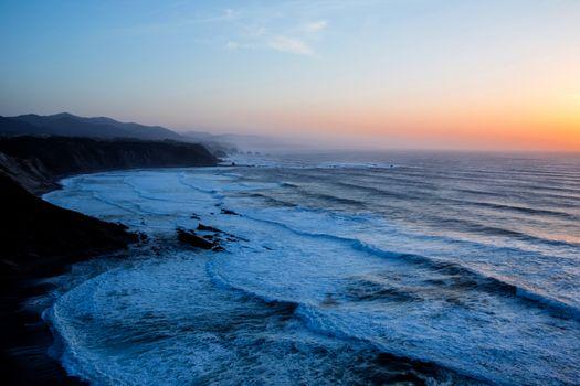 Заставки море,небо,облака,горизонт,природа,пейзаж,берег,воны