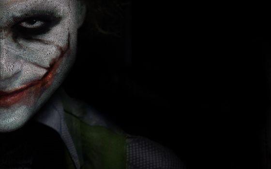 Заставки Joker, исполнитель, Digital Art