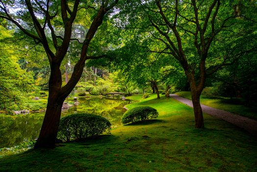 Бесплатные фото Nitobe Memorial Garden,Japanese garden,Vancouver,British Columbia,Canada