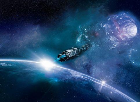 Фото бесплатно обои, космос, рабочий стол