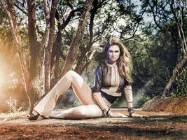 Фото бесплатно Andreia Schultz, Woman, девушка