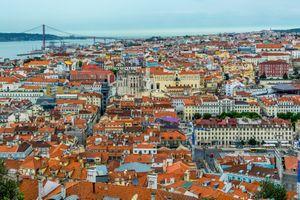 Бесплатные фото Лиссабон,Португалия,город
