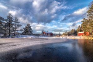 Фото бесплатно Norway, дом, Ringerike