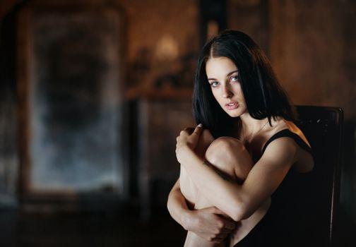 Photo free Alla Berger, model, celebrity