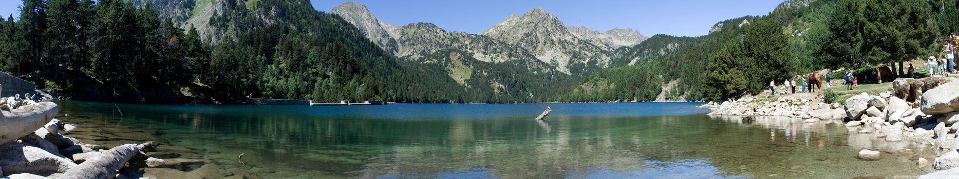 Фото бесплатно лак, озера, монитор