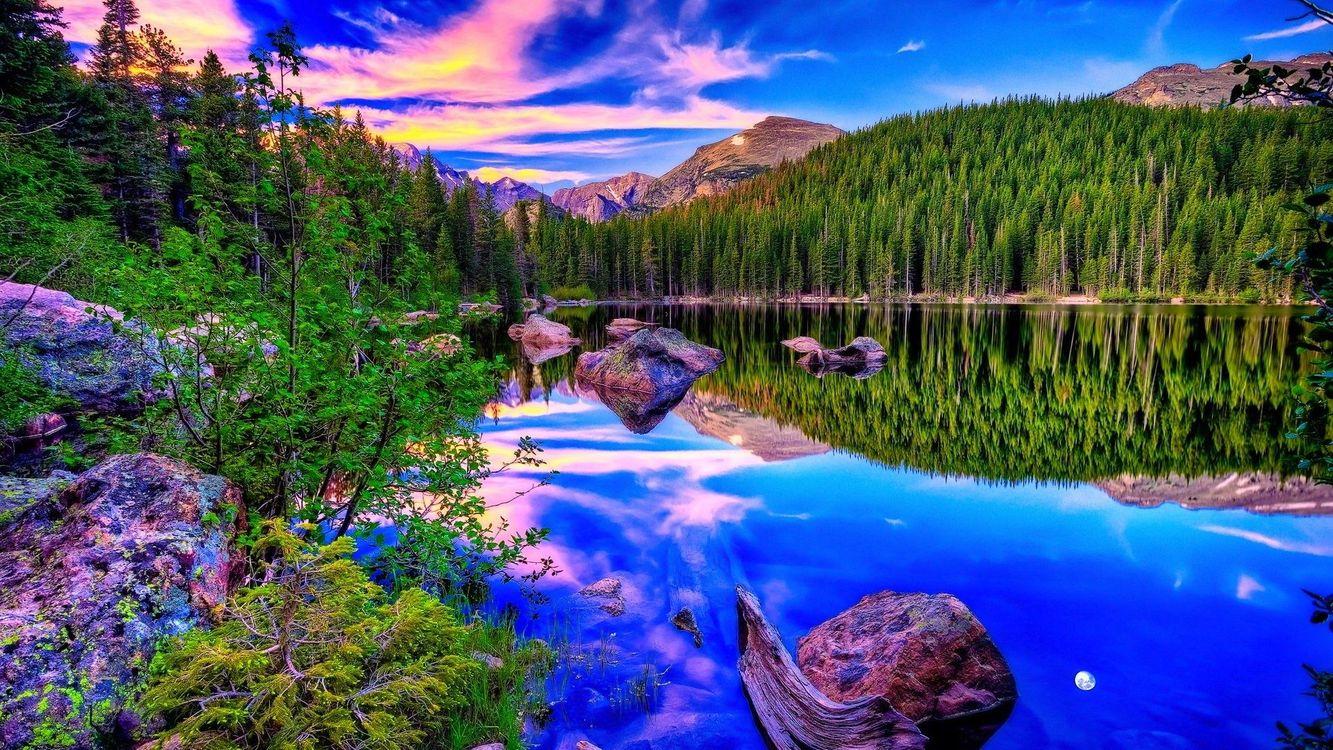 Фото бесплатно Wonderful, Argentina, Lake, пейзажи