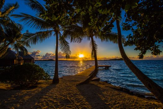 Photo free Bora Bora, French Polynesia, Pacific ocean