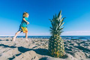 Фото бесплатно отдых, волна, солнечный луч