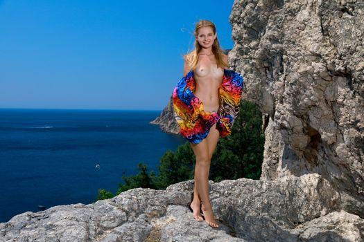 Заставки Gabriella, эротика, голая девушка