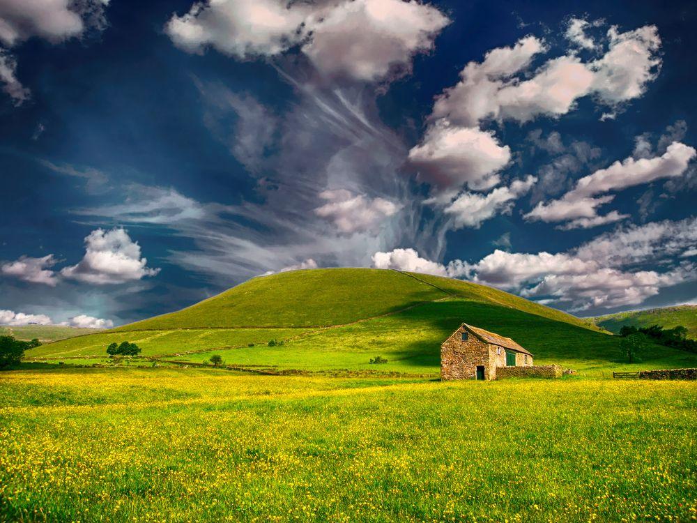 Фото бесплатно облака, сельской местности, на улице - на рабочий стол