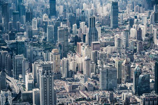 Фото бесплатно небоскребы, городской пейзаж, городской