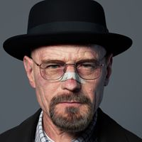 Заставки Уолтер Гейзенберг, очки, во все тяжкие