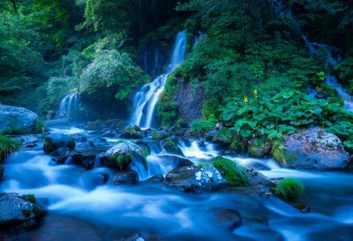 Photo free Kiyosato, Yamanashi Prefecture, Japan