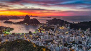 Как вам  Рио-де-Жанейро?
