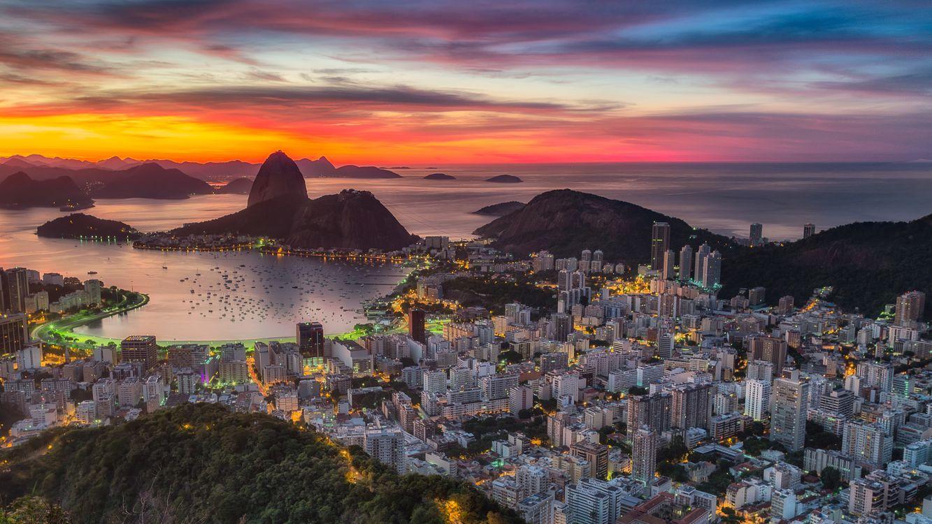 Как вам  Рио-де-Жанейро? · бесплатное фото