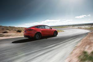 Фото бесплатно Tesla Model Y, Тесла, Автомобили