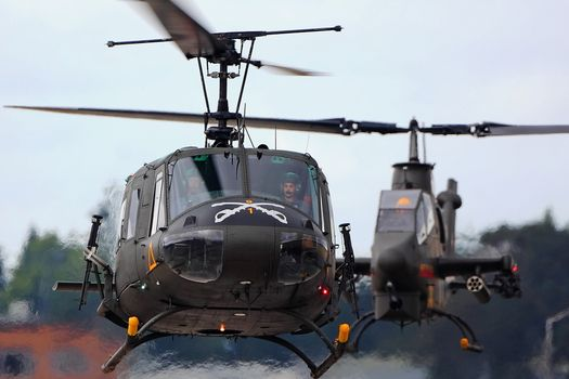 Фото бесплатно вертолеты, военные, люди