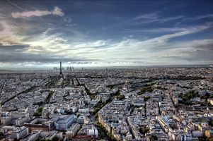 Фото бесплатно Париж, Франция, Эйфелева башня