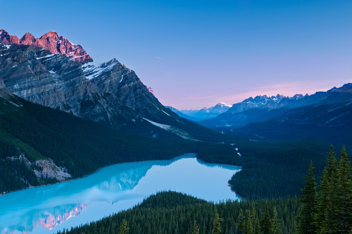 Photos for free landscape, trees, Canada - to the desktop