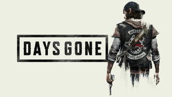 Заставки Days Gone, игра, надпись