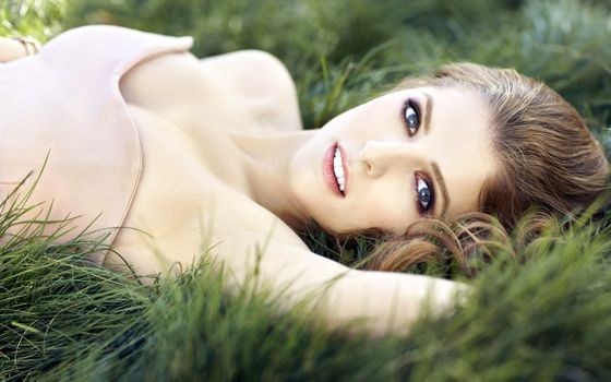 Photo free Anna Kendrick, celebrity, girl