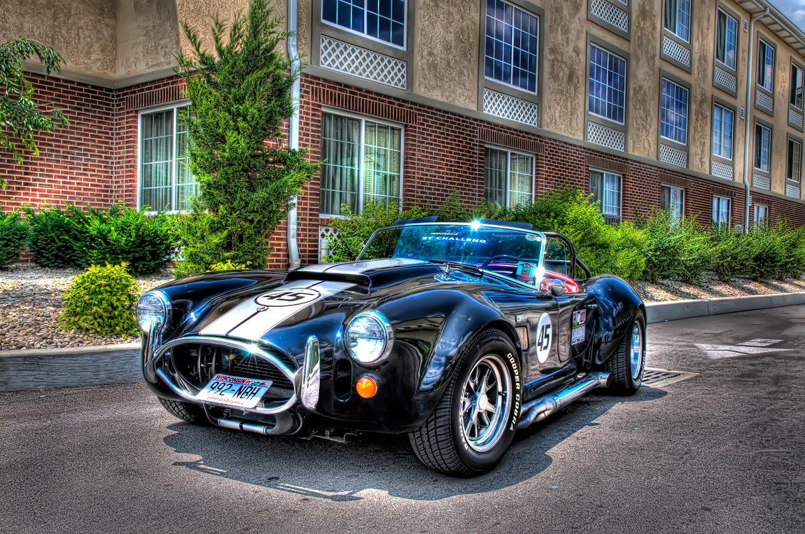 Photos for free Cobra, car, car racing - to the desktop