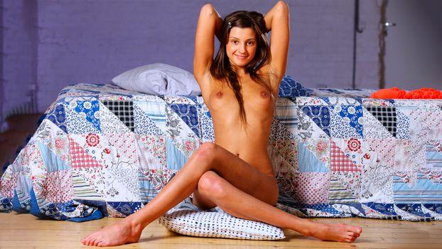 Фото бесплатно Maria Ryabushkina, сексуальные, ноги