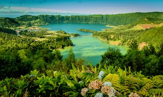 Фото бесплатно Сан Мигель, Азорские острова, Португалия